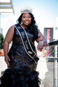 2016 Miss Texas Plus America Winner