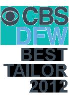 CBS best tailor 2012