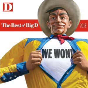 DMagazine2013 - Best Tailor
